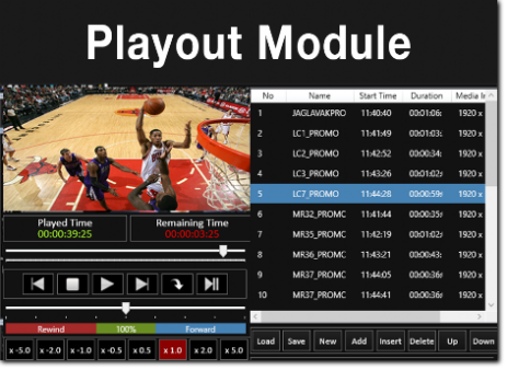 software live video switcher streaming